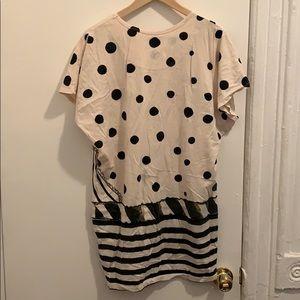 Tsumori chisato T-shirt dress